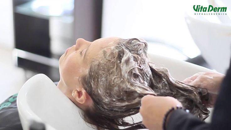 Protocolo a frio | Realinhamento Capilar Silk Hair - Vita Derm