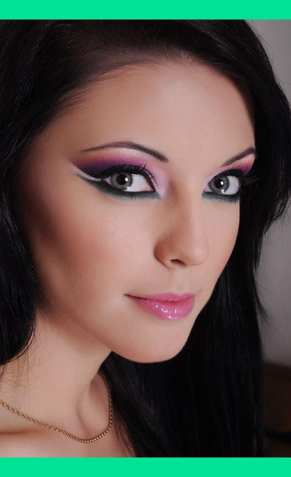 die 25 besten ideen zu arabisches make up auf pinterest arab make up arabisches make up und. Black Bedroom Furniture Sets. Home Design Ideas
