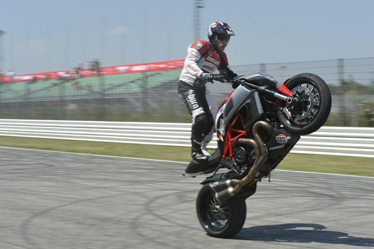 ducati bike stunts | motorcycles | pinterest