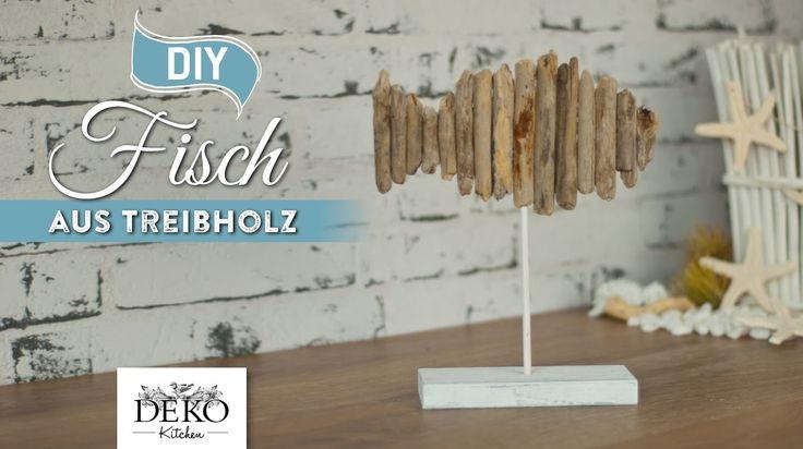 Die besten 25 treibholz fisch ideen auf pinterest make out paar holz fisch und deko fische - Dawanda turschild ...