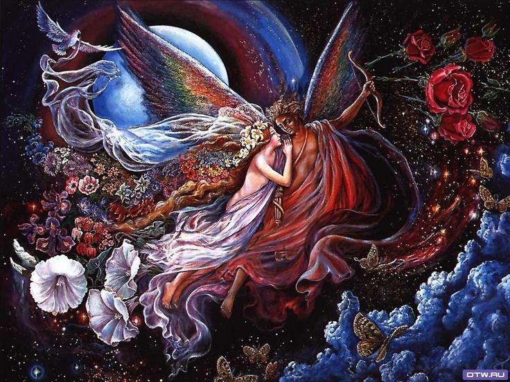 Eros und Thanatos - Wissenswertes ber griechische Mythologie