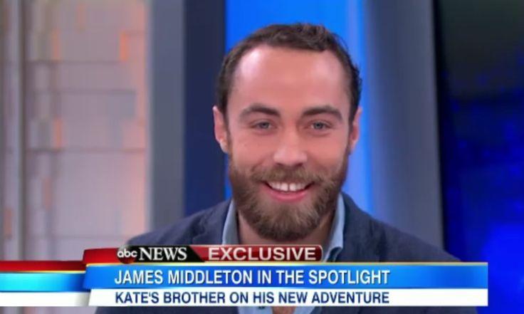 Kate Middleton's Brother is a Marshmallow King: Meet James Middleton