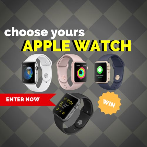Win an Apple Watch {US CA} (08/12/2017) via... IFTTT reddit giveaways freebies contests
