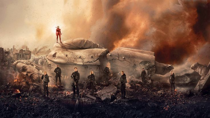Watch The Hunger Games: Mockingjay - Part 2 | BIGBOX MOVIE