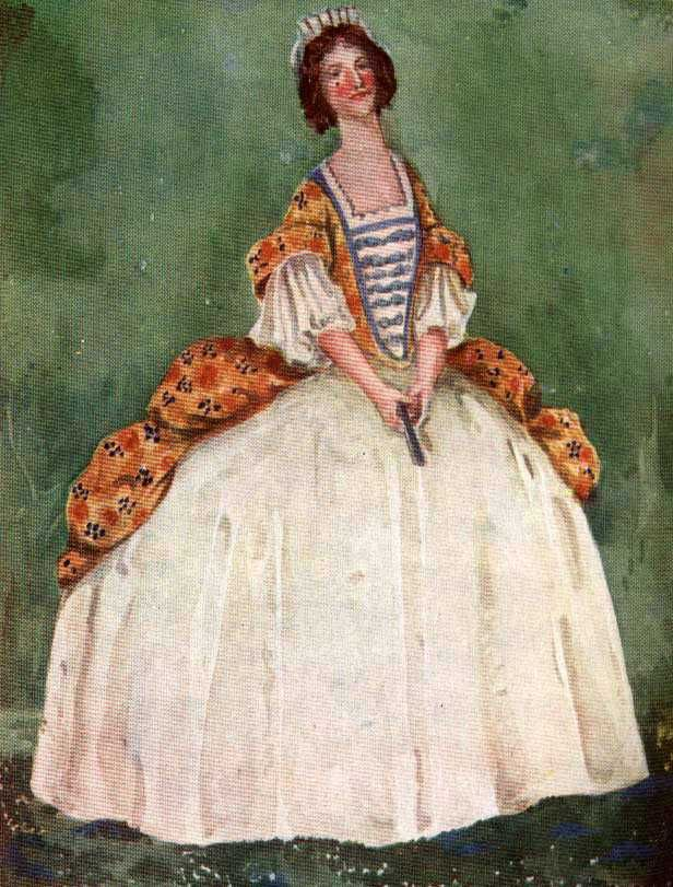 1000 Images About 1700s Womens Clothing On Pinterest