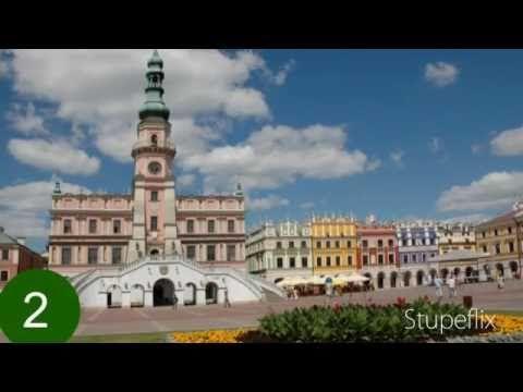 10 most beautiful polish cities | Polska jest Fajna