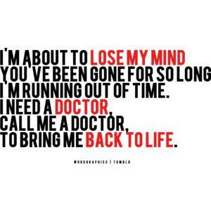 Dr. Dre, Eminem, Skylar Grey lyrics...