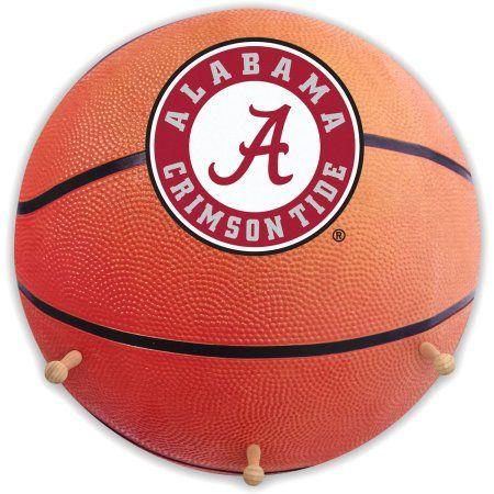 University of Alabama Basketball Coat Rack, Orange