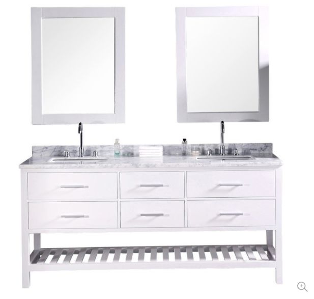 Best 25 White Vanity Set Ideas On Pinterest White