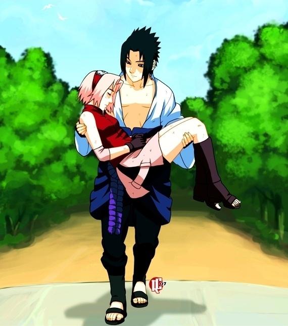 sweet couple sasuke uchiha - photo #33