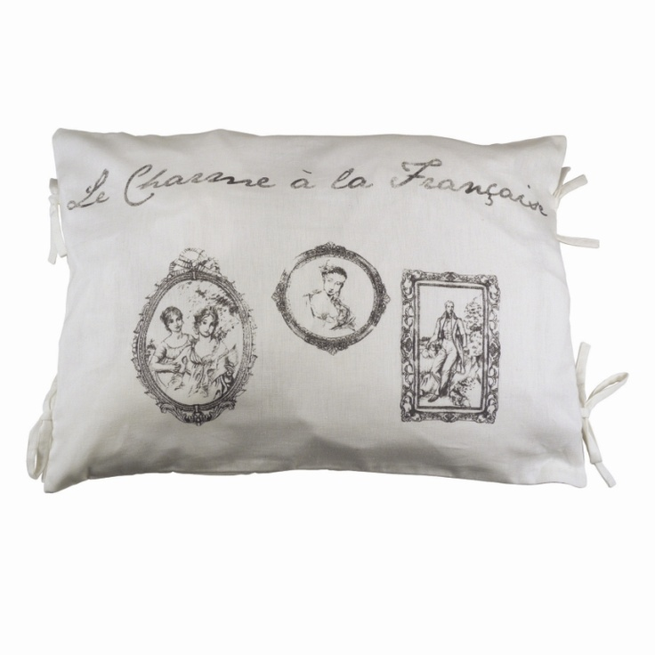 Coussin - Copyright Interior's France