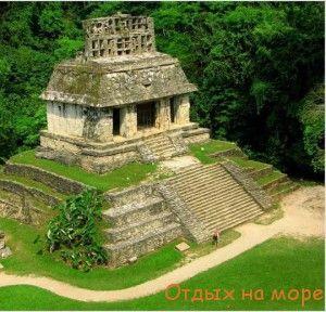 Отдых в Мексике - стране древней цивилизации - Отдых на море