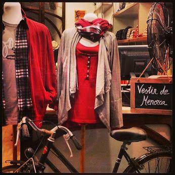 Loisaida estrena nova botiga amb roba de #Menorca, també al carrer Flassaders!