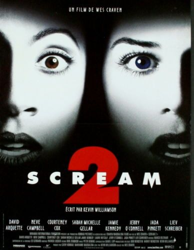 David-Arquette-Neve-Campbell-SCREAM-2-Wes-Craven-1997-40x60