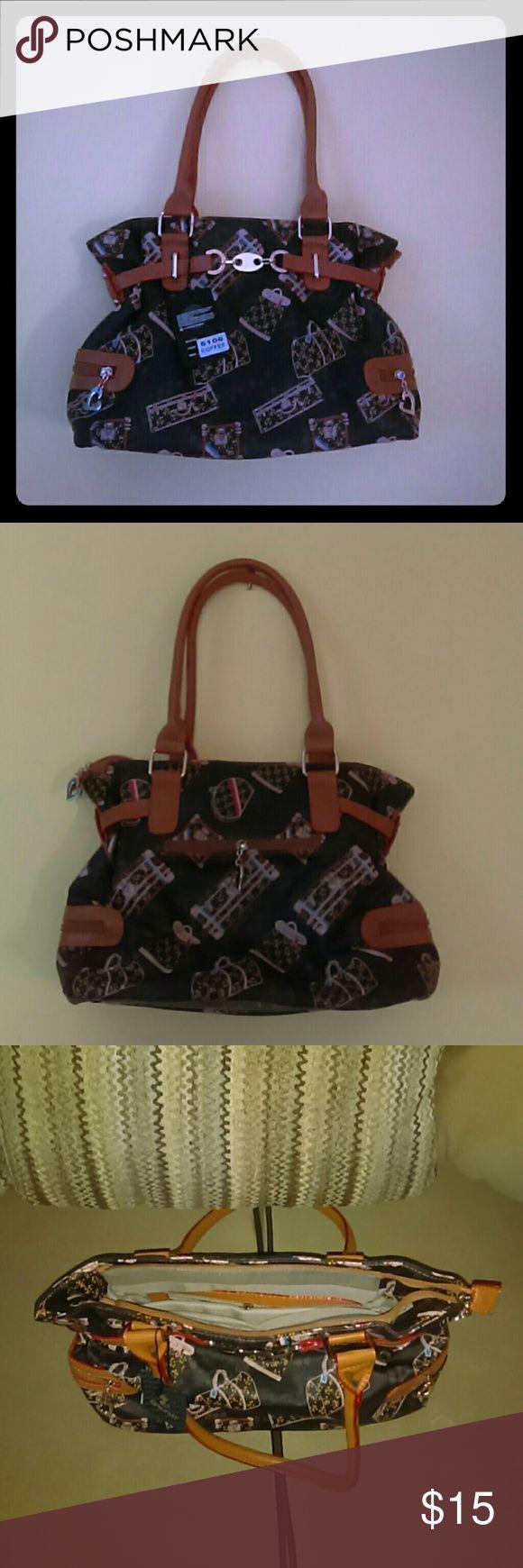 Govali shoulder  purse Gold tone hard ware .  Multi picket hobo shoulder bag. Govali Bags Hobos