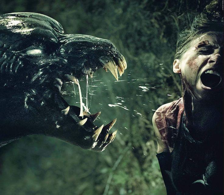 Ein Autounfall wird für Mutter und Tochter zum Albtraum, als eine gruselige Kreatur ihr Unwesen treibt! Die sexy Darstellerin aus Ruby Sparks und The F-Word im The Monster Trailer: Creature-Horror mit Zoe Kazan ➠ https://www.film.tv/go/36511  #Horror #Creature #ZoeKazan