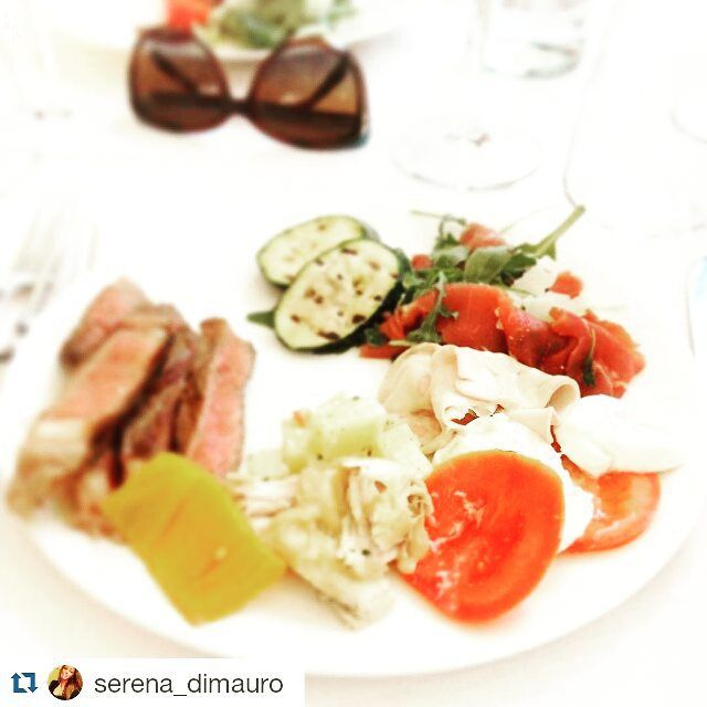 #Repost @serena_dimauro light lunch @ Dama Dama Restaurant Argentario Golf Resort & Spa http://ift.tt/1MaDYSO  #happylunch #ilovebuffet #lightlunch #lunch #food #foodie #foodporn
