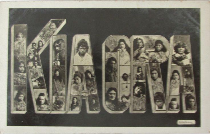 Kia Ora , Empire , Ellerbeck protected 1905 , unused