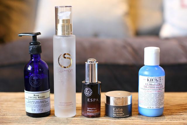Niomi Smart: My Skincare Routine