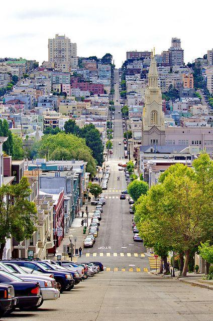 San Francisco, California, USA (by paspog).