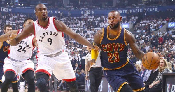 5/5/17 LeBron James, Kyle Korver lead fourth-quarter run as Cavs take 3-0 lead over Raptors ... The Cavaliers had only a two-point lead entering the fourth quarter in Toronto, but a 26-7 run to start the final period led to another rout.  espn.com