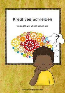 Deutsch: Vorübungen zum kreativen Schreiben