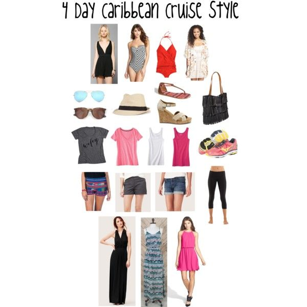 What To Wear On A 4 Day Caribbean Cruise  FASHION Carribbean Cruise  Pinte