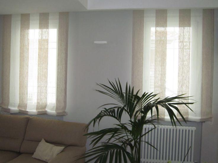 Oltre 25 fantastiche idee su tende a pacchetto su - Tende a vetro per camera da letto ...