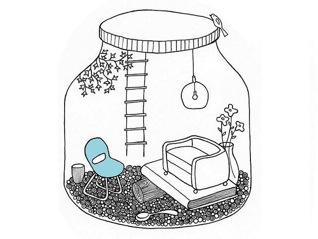 Jar Drawing Tumblr 11927 Applestory