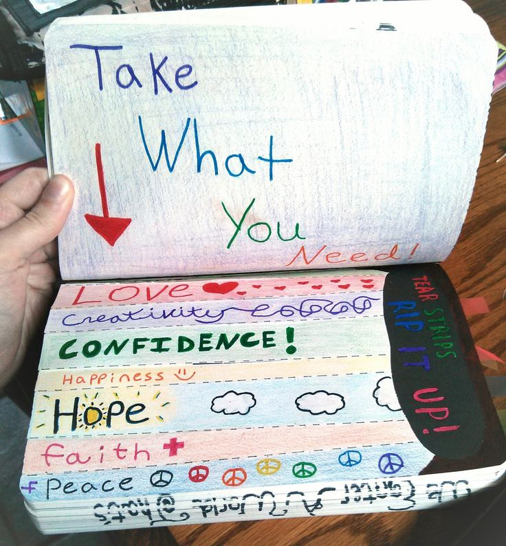 Wreck this Journal: tear strips, rip it up by heather24242.deviantart.com on @deviantART