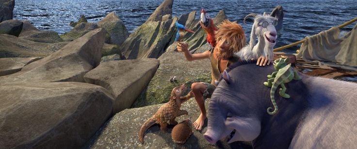 Премьера мультфильма «Робинзон Крузо: Очень обитаемый остров» | Гид Событий