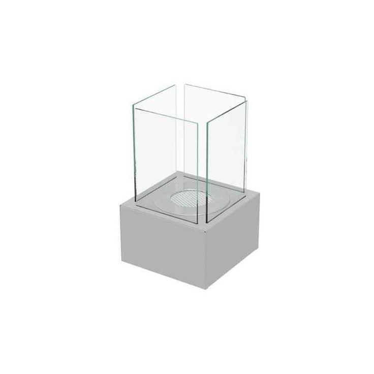 Debido a sus dimensiones, los diferentes modelos de chimeneas a bioetanol Tango son una opción ideal para colocar tanto en el suelo como encima de una mesa o un mueble.