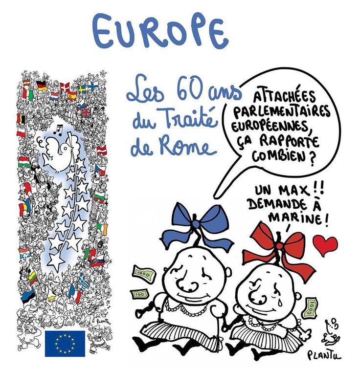Le journal de BORIS VICTOR : LE DESSIN DU JOUR DE PLANTU - Dimanche 26 mars 201...
