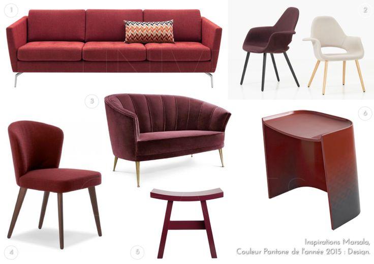 158 best pantone 2015 marsala images on pinterest pantone 2015 color of the year and purple. Black Bedroom Furniture Sets. Home Design Ideas