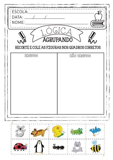 Notebook da Profª: Atividades de Agrupamento
