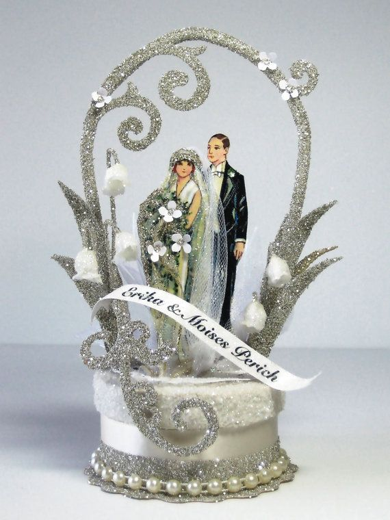 art deco wedding cake topper 17 best ideas about 1920s wedding cake on 10838