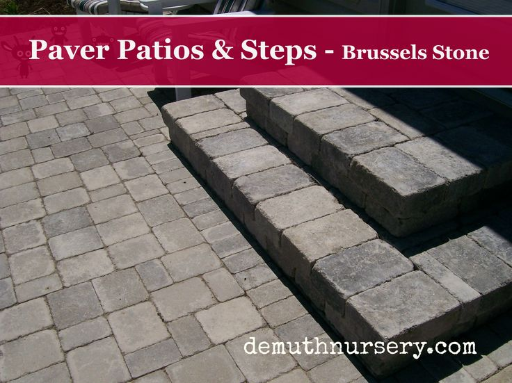 The OLDE WORLD LOOK Of Tumbled Cobble Stone Pavers Gives A Relaxed  Comfortable Feel To Any · Paver DesignsPatio ...