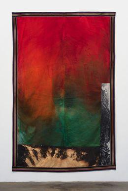 Sterling Ruby, 'FLAG/RG VOLCANIC,' 2015, Xavier Hufkens