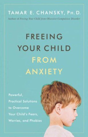 Book: Freeing Your Child from Anxiety: Powerful, Practical Solutions to Overcome Your Child's Fears, Worries, and Phobias By Tamar Chansky Ph.D. Anxiety is the number one mental health problem facing young people today. Childhood should be a happy and carefree time, yet more and more children today are exhibiting symptoms of anxiety, from bedwetting and clinginess … … Continue reading →