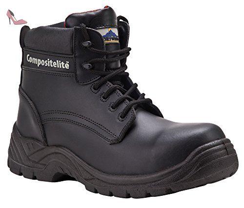 Portwest Fc14Compositelite Schuh 36/3, 38, Schwarz