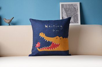Animal Series - Waiting for U Cushion Cover