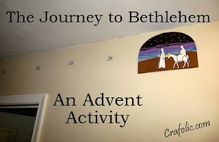 Top 25 ideas about advent on pinterest sunday school for Idea door journey to bethlehem