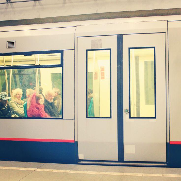 Subway Door