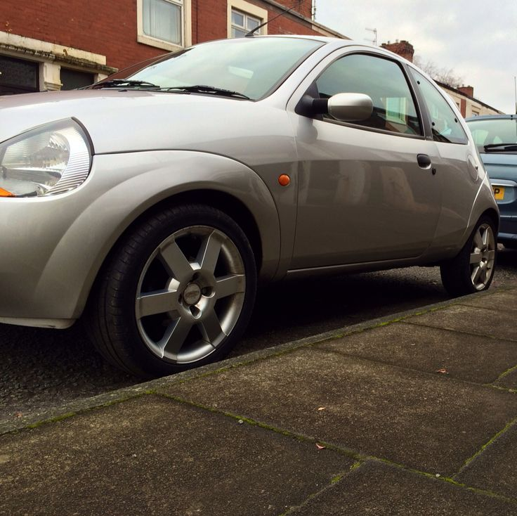 Custom Ford Ka Collection
