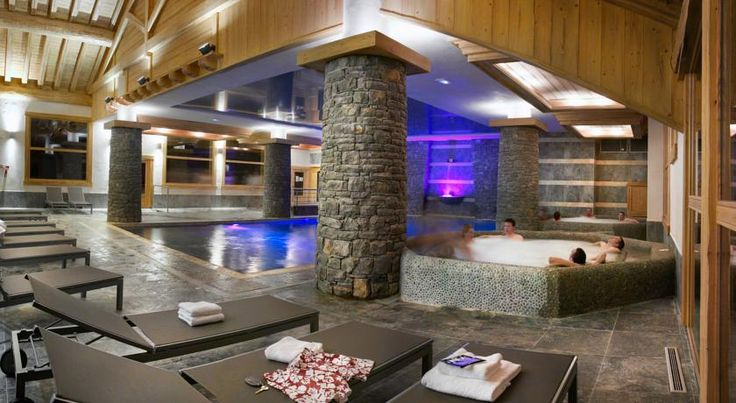 CGH Résidences & Spas Les Granges Du Soleil La Plagne Located at the foot of La Plagne chair lift, this residence is located in La Plage and offers views over Mont Blanc.  Each of the stylish, self-catering apartments comes fully equipped with a kitchen, bathroom, TV and free Wi-Fi connection.