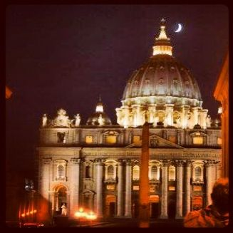 Rome Italy  Vatican  St Peters Basilica