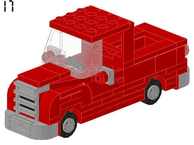 custom lego building instructions