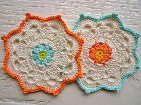 Anabelia Handmade: Lipstick crochet case