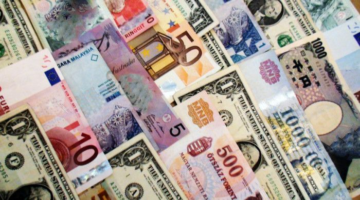 Currency Exchange Services Money