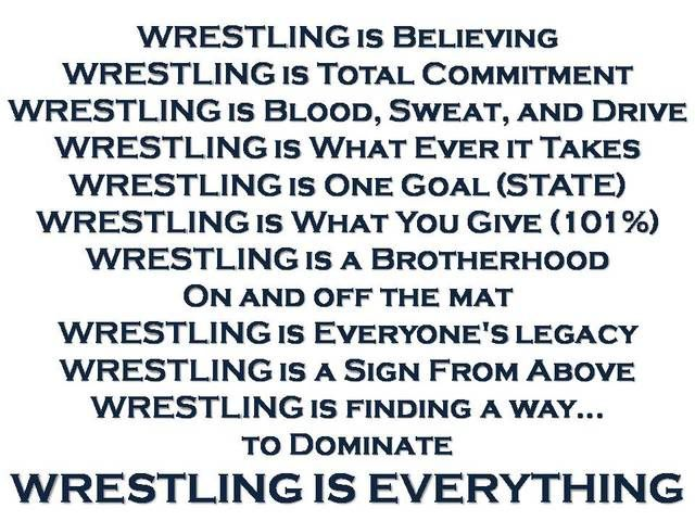 Inspirational Wrestling Quotes | funny wrestling quotes image search results